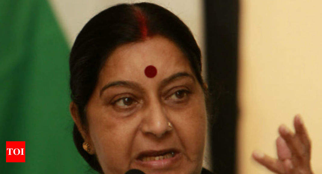Sushma Swaraj Stable After Kidney Transplant Aiims India News