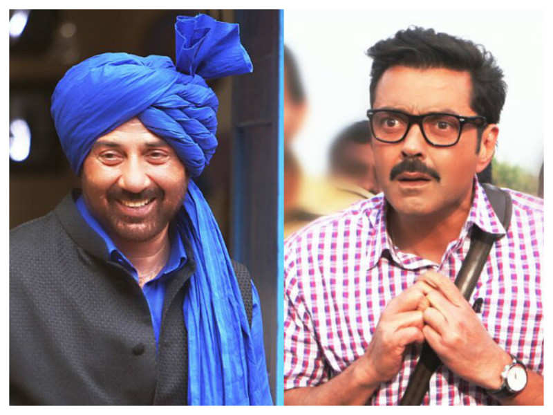 Deol brothers are back with Poster Boys!