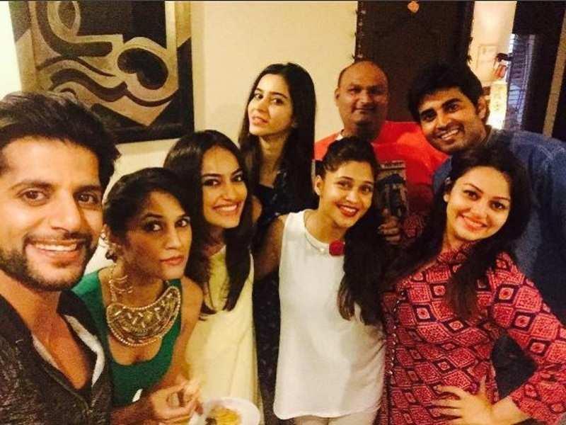 'Qubool Hai' cast reunites