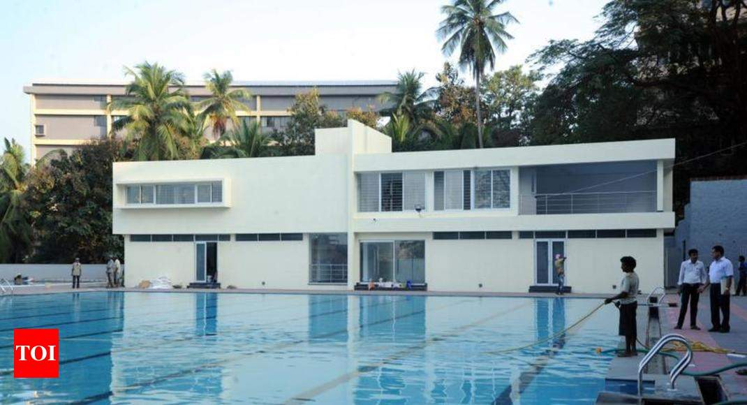 Swimming pool to open on december 19 mangaluru news times of india for Mangalore swimming pool timings
