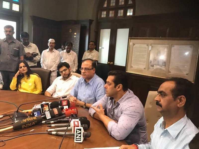 Salman Khan is BMC's Open Defecation Free drive brand ambassador