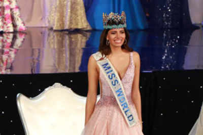 Stephanie Del Valle from Puerto Rico crowned Miss World 2016