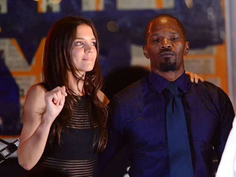 katie holmes jamie foxx: Katie Holmes, Jamie Foxx fly to Cabo for private getaway | English Movie News - Times of India