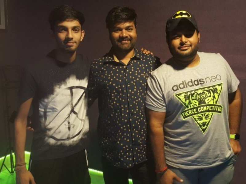 Yet another kuthu number for Anirudh