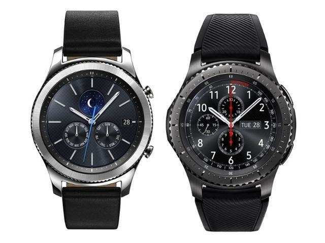 Samsung launches Gear S3 smartwatch in Russia