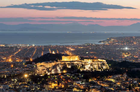 Athens Travel Guide: Find the Athens Tourist Guide