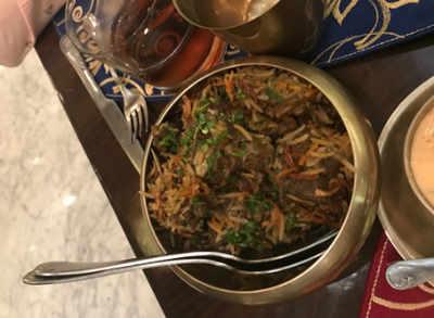 Scrumptious Nalli Nihari that you cannot miss