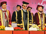 SRK receives honorary doctorate for promoting Urdu