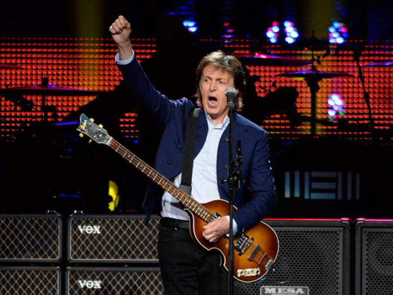 Paul McCartney wants people to skip meat once a week