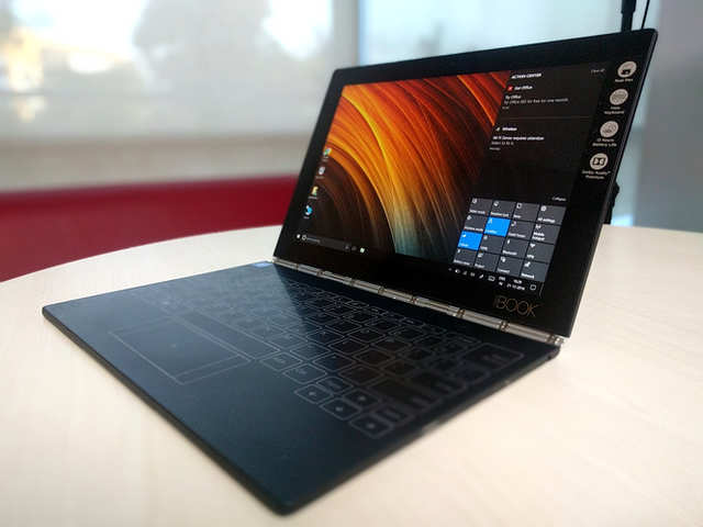 Lenovo Yoga Book Windows Price Full Specifications Features 31st Aug 2020 At Gadgets Now