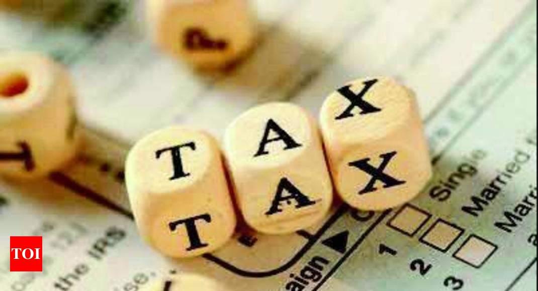 India Singapore Amend Tax Treaty Times Of India