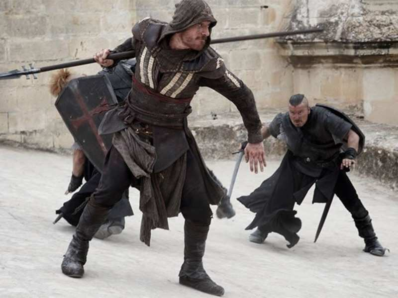 Assassin S Creed Plot Summary English Movie News Times Of India