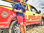 New Look: Baywatch stars The Rock and others turn up the heat!