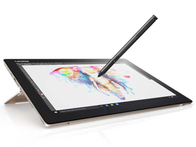Lenovo unveils Miix 720 detachable Windows tablet ahead of CES 2017
