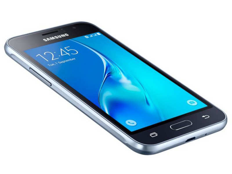 Samsung Galaxy J1 4G (SM-J120G) smartphone with 4G support launched