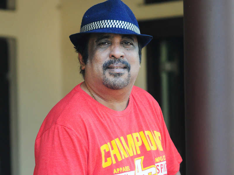 People wanted to see me as a dancer or a villain and gradually I started enjoying doing such roles: Raveendran