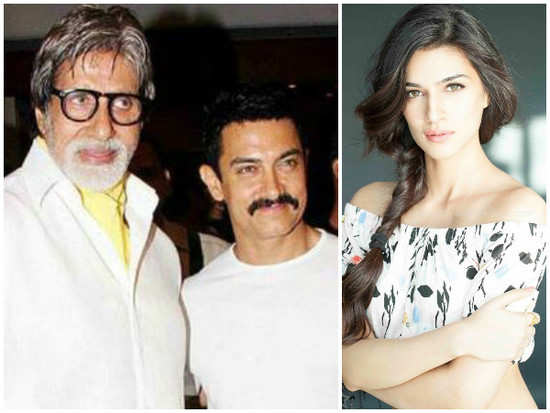 Kriti Sanon not finalised for Thugs Of Hindostan