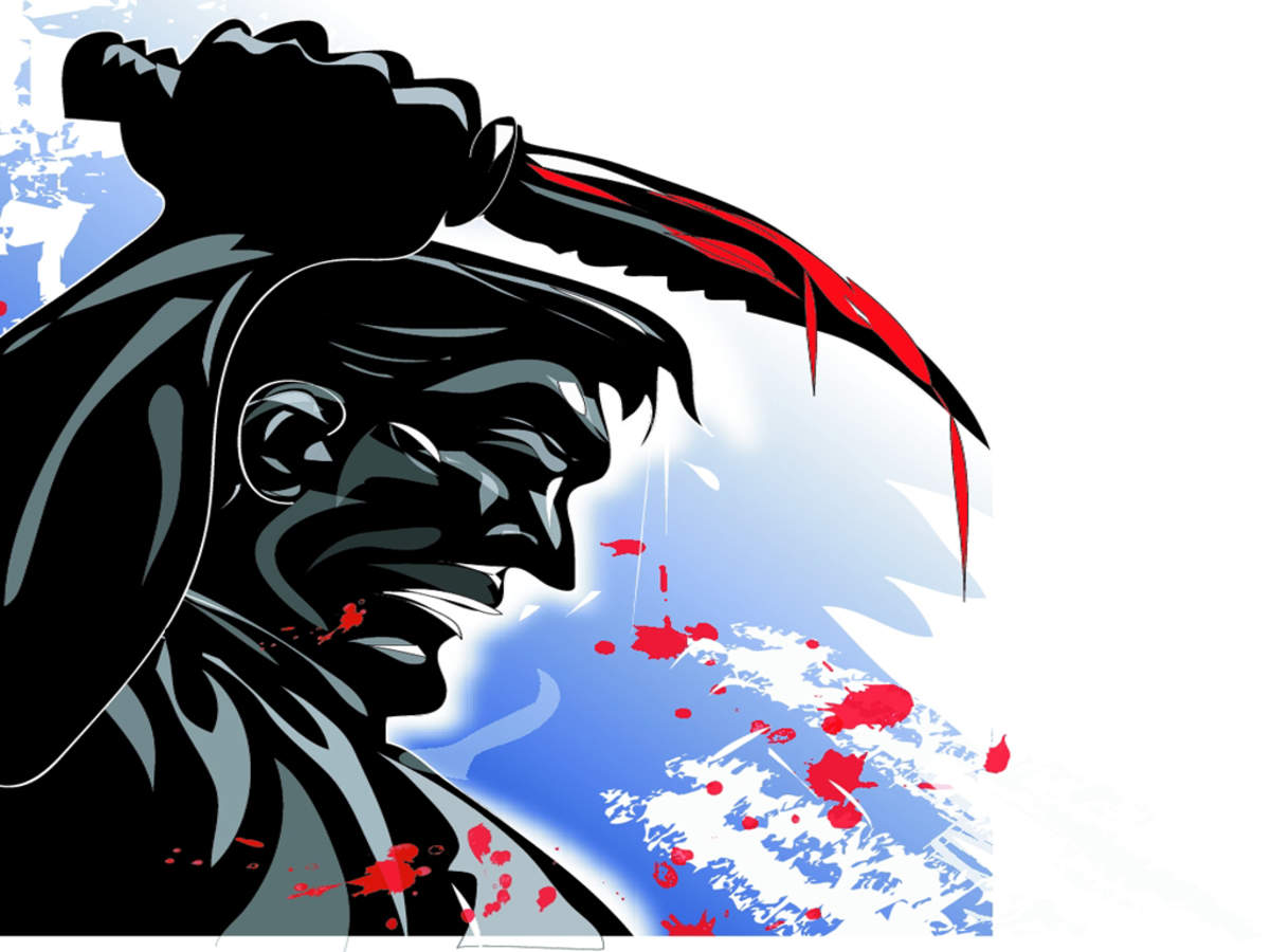 drishyam-inspired murder: Inspired by film 'Drishyam', father and son murder  man   Pune News - Times of India