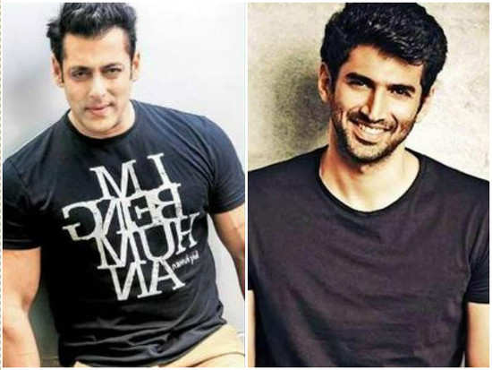 Aditya Roy Kapur hacks Salman's Twitter account and cons him