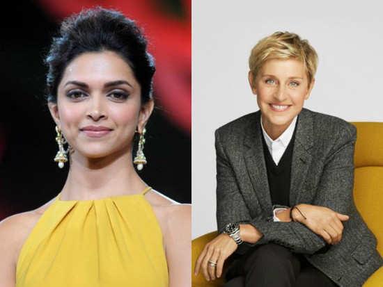 Deepika Padukone to appear on the The Ellen DeGeneres Show?