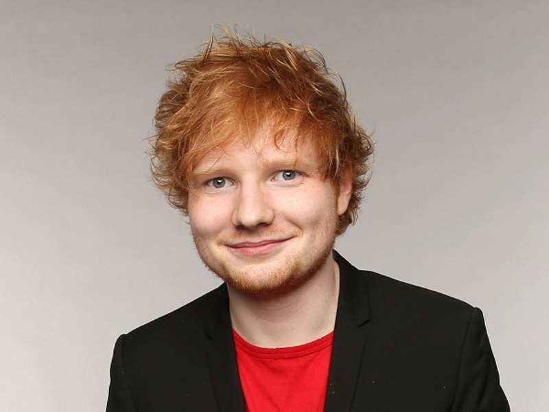 Ed Sheeran plays new album for 'Game of Thrones' cast