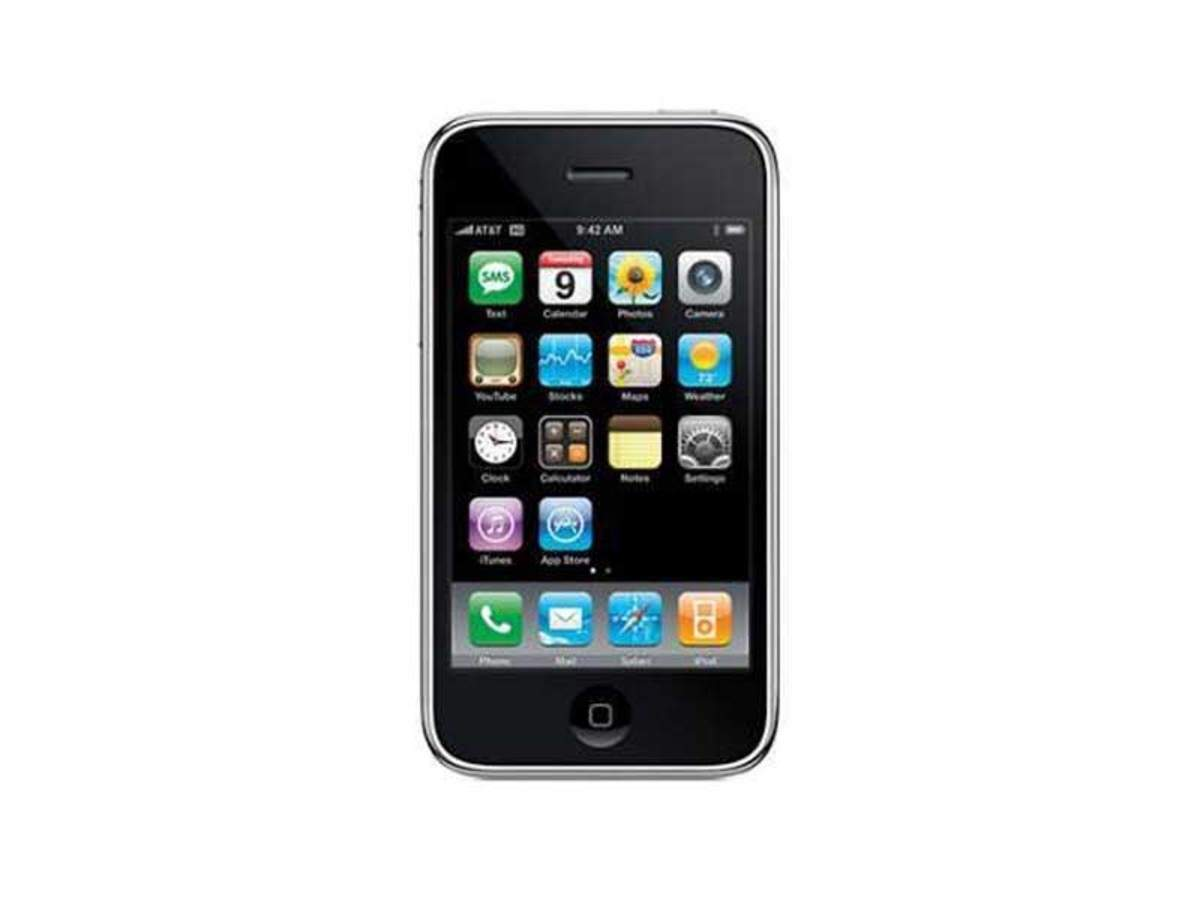 First iPhone never launched in India   Gadgets Now