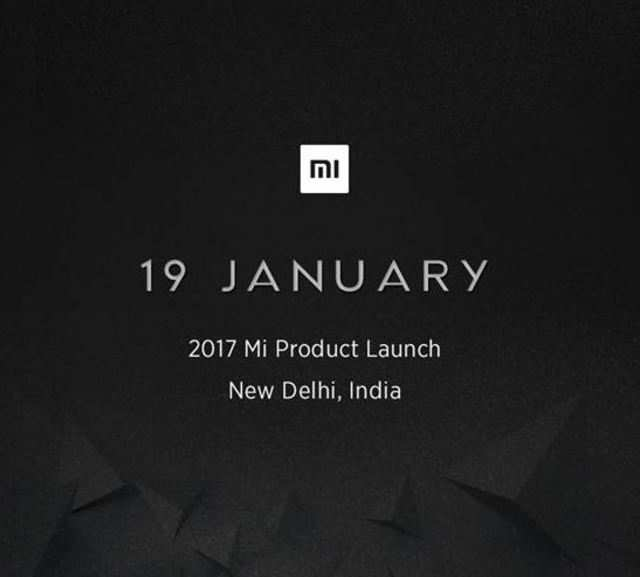 Xiaomi Redmi Note 4 to launch in India on January 19
