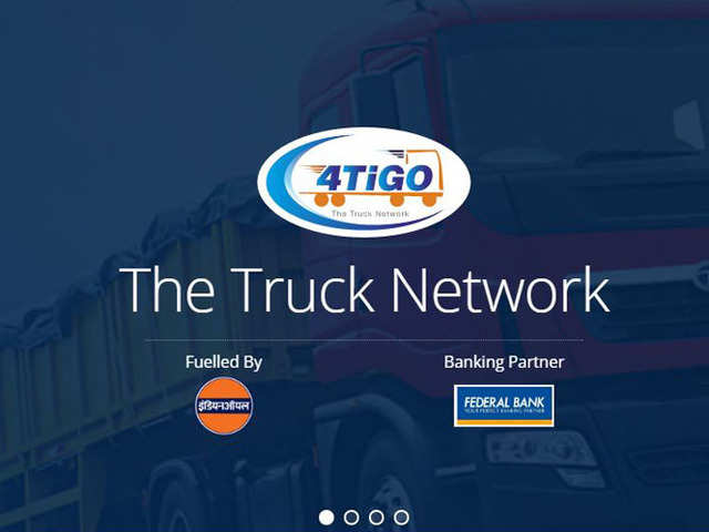 The startup plans to get 50,000 trucks by the end of this year, adding to the fleet of 1,200 trucks with which it kicked off operations last quarter. It charges 2% commission each from the transport company and the fleet owners involved.