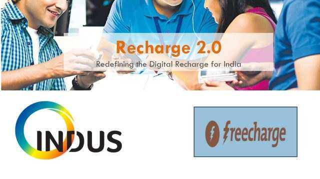 Indus OS partners with FreeCharge to make digital payments easier