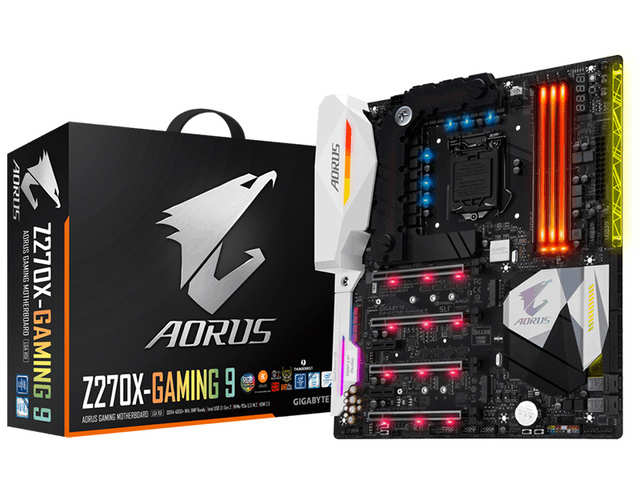 Gigabyte launches Aorus line-up of gaming motherboards