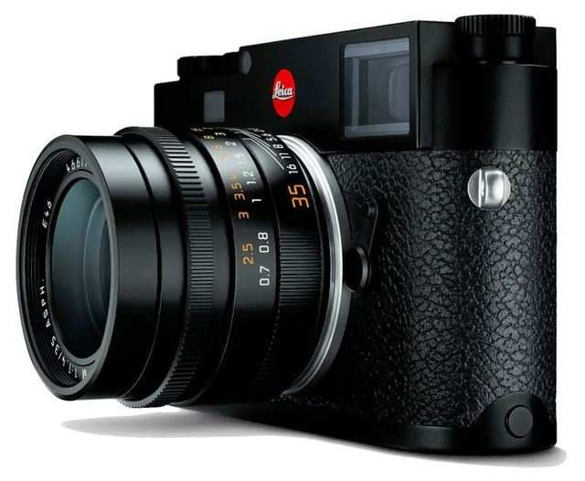 Leica reveals the M10, a slimmed-down digital M