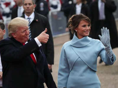 Donald Trump: Melania Trump channels Jackie Kennedy but