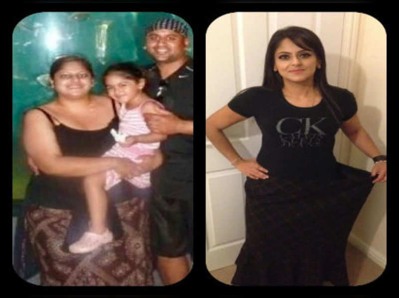 FAT BUSTER: I felt like a failure when I saw my daughter disappointed!