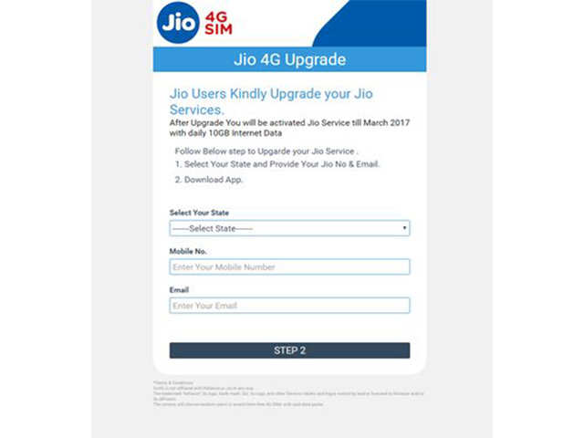 This message from Reliance Jio is a hoax