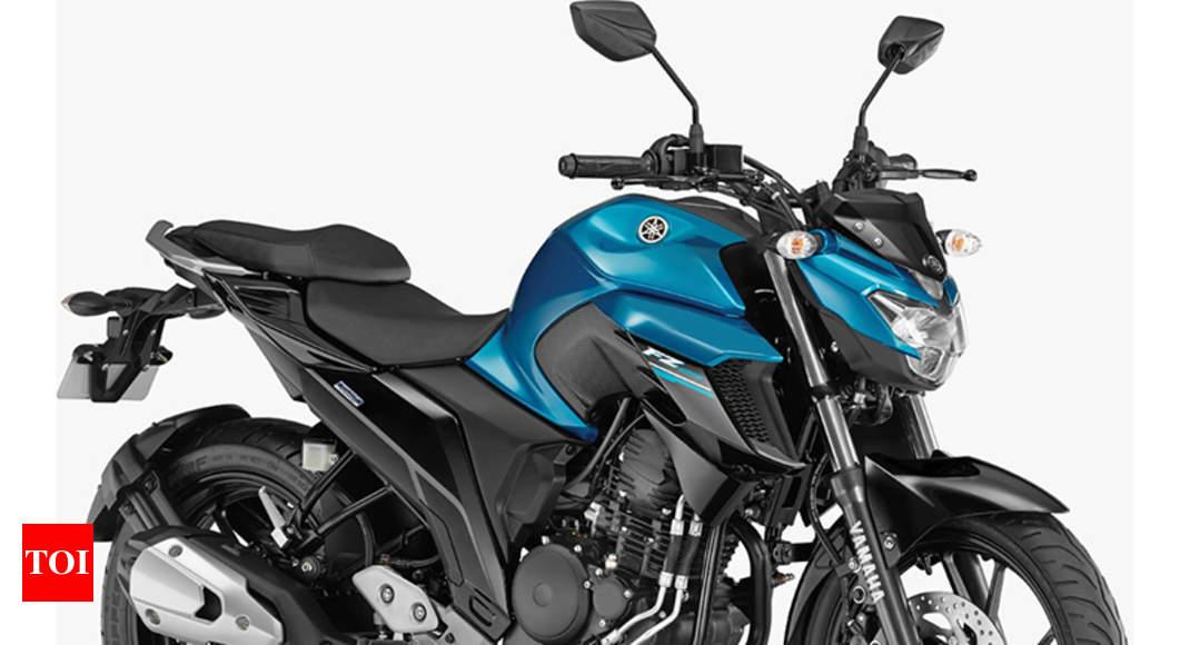 Yamaha Fz 250 Yamaha Launches Its New Naked Sports Bike Fz25