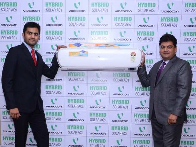 Videocon launches 'first ever' Hybrid Solar air conditioner