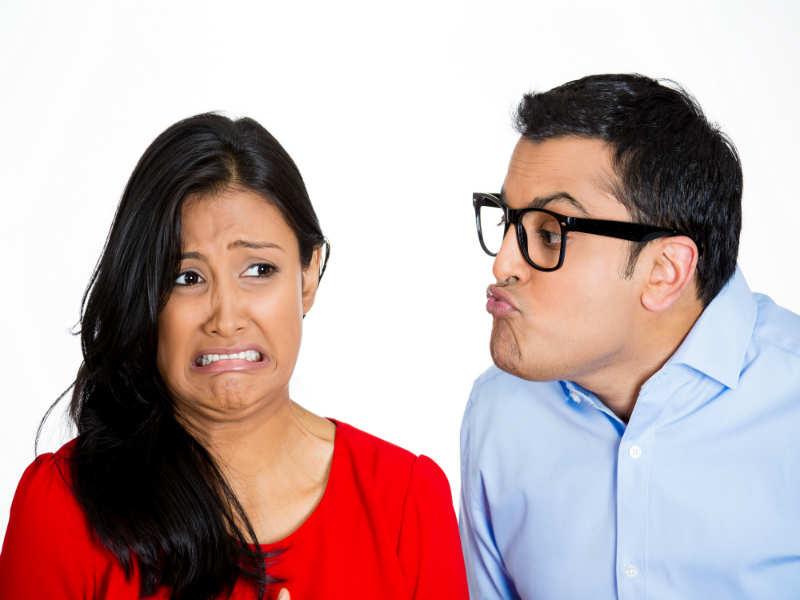 6 men you should never date (Shutterstock Image)