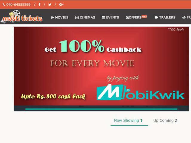 BookMyShow acquires Hyderabad-based online ticketing platform MastiTickets