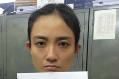 Beauty queen arrested for prostitution