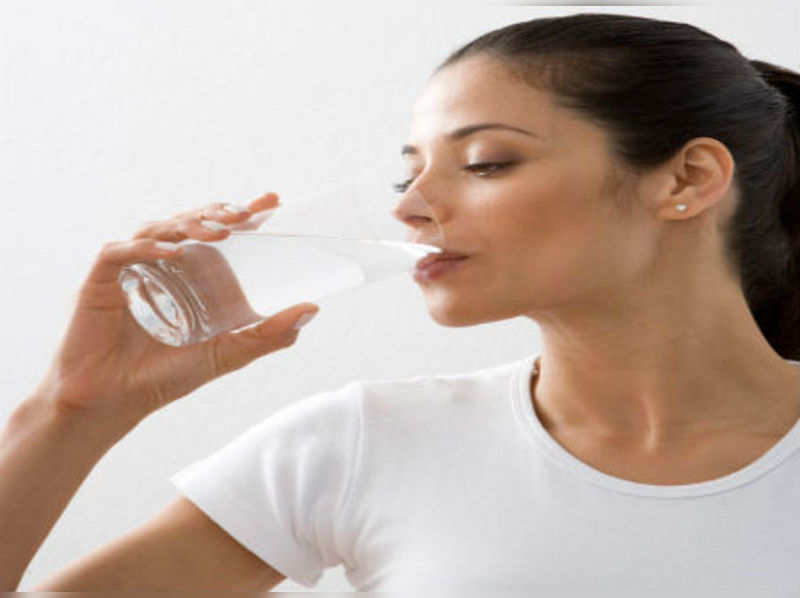 Are you drinking too much water without realizing?