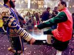 Keshav and Veena's wedding ceremony