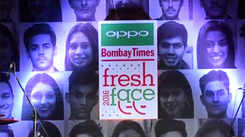 Oppo Bombay Times Fresh Face 2016 Finale: Contestants walk the ramp