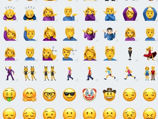 these are the new emojis that whatsapp has just got apps news gadgets now. Black Bedroom Furniture Sets. Home Design Ideas