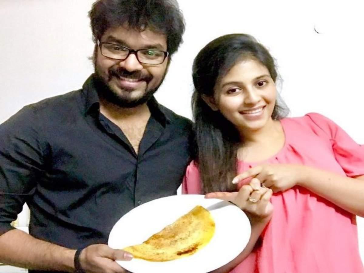 Jai-Anjali: Did Jai-Anjali confirm their relationship?   Tamil Movie News -  Times of India