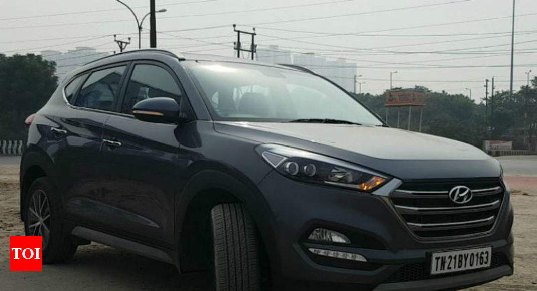 Tucson Hyundai Tucson Road Review Refined Suv Looks To Create New