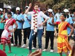 UNFPA goodwill ambassador Ashley Judd visits Odisha