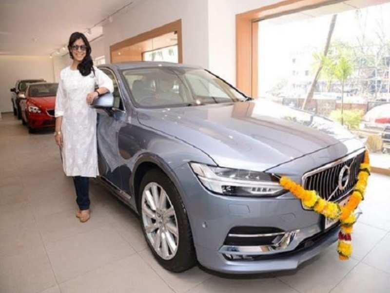 After Dangal's success, Sakshi Tanwar buys a new car