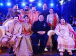 Neil Nitin Mukesh's Sangeet ceremony in Udaipur