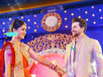 Neil Nitin Mukesh's Sangeet ceremony in Udaipur