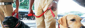 Pune station has no sniffer dog haven